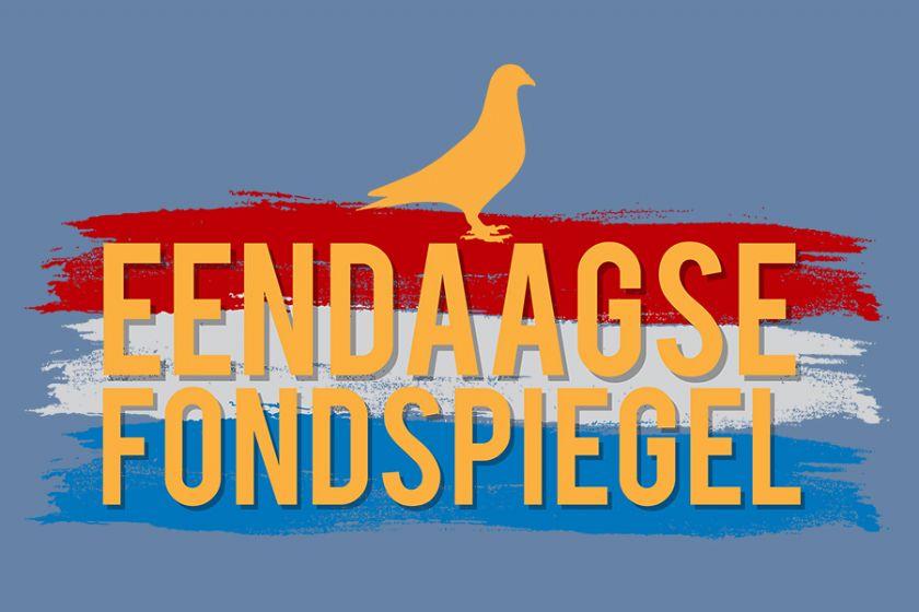Uitslagen Nationale Eendaagse Fondspiegel 2017 Dagfond Oud geplaatst