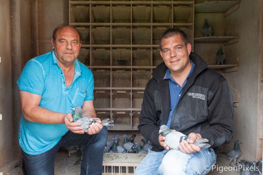 Fokje Elzinga - Harkema: 1e Categorie 2 Eendaagse Fondspiegel Jong 2017