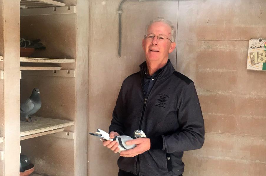 Jan Hengst - Winnaar categorie 1 van de Fondspiegel Oud 2017