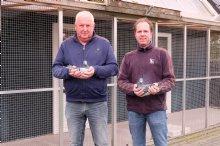 Harm Vredeveld & Robert Leemhuis, Coevorden - Winnaar Categorie 3 Eendaagse Fondspiegel Jong