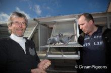 Winnaar Eendaagse Fondspiegel 2012-2014: Combinatie Mees Doornekamp en Ronald Veenendaal, Hoevelaken